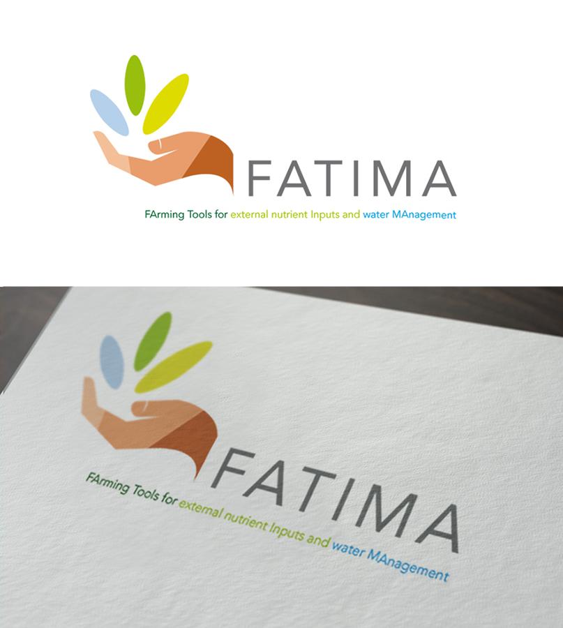 Diseño de logotipo para Fátima