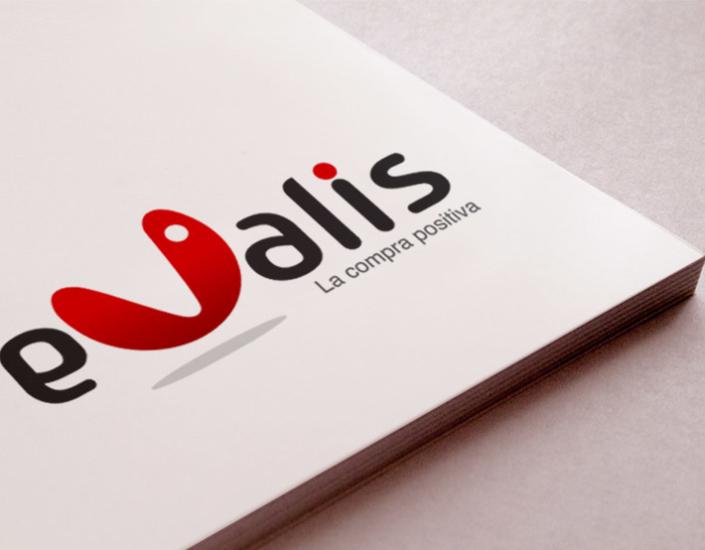 Logotipo Evalis