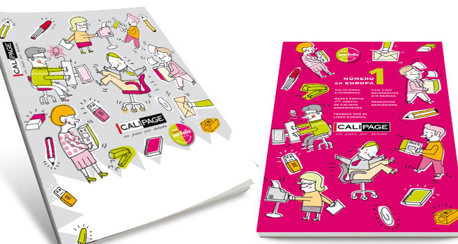 diseño catálogos