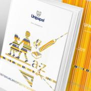 diseño catálogos unipapel
