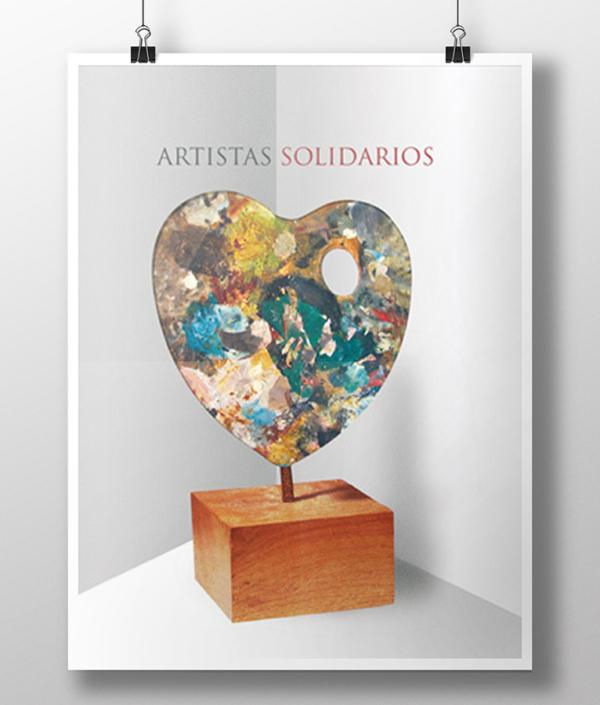 cartel exposición arte