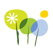 Logotipo jardín botánico de Albacete
