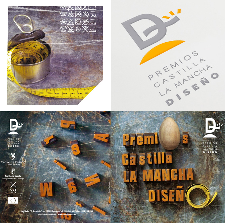 Diseño logotipos premios de diseño