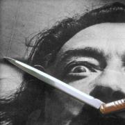 Retrato del gran Dalí