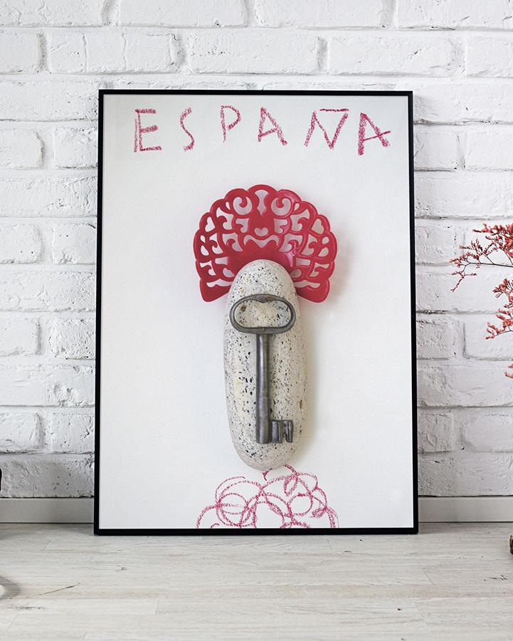 Retrato de española