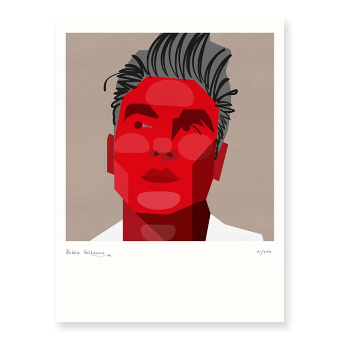 Retrato de Morrisey
